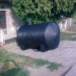 Cisterne za vodu i rezervoari za vodu